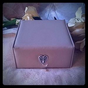 Brighton Follow Your Heart Jewelry Box